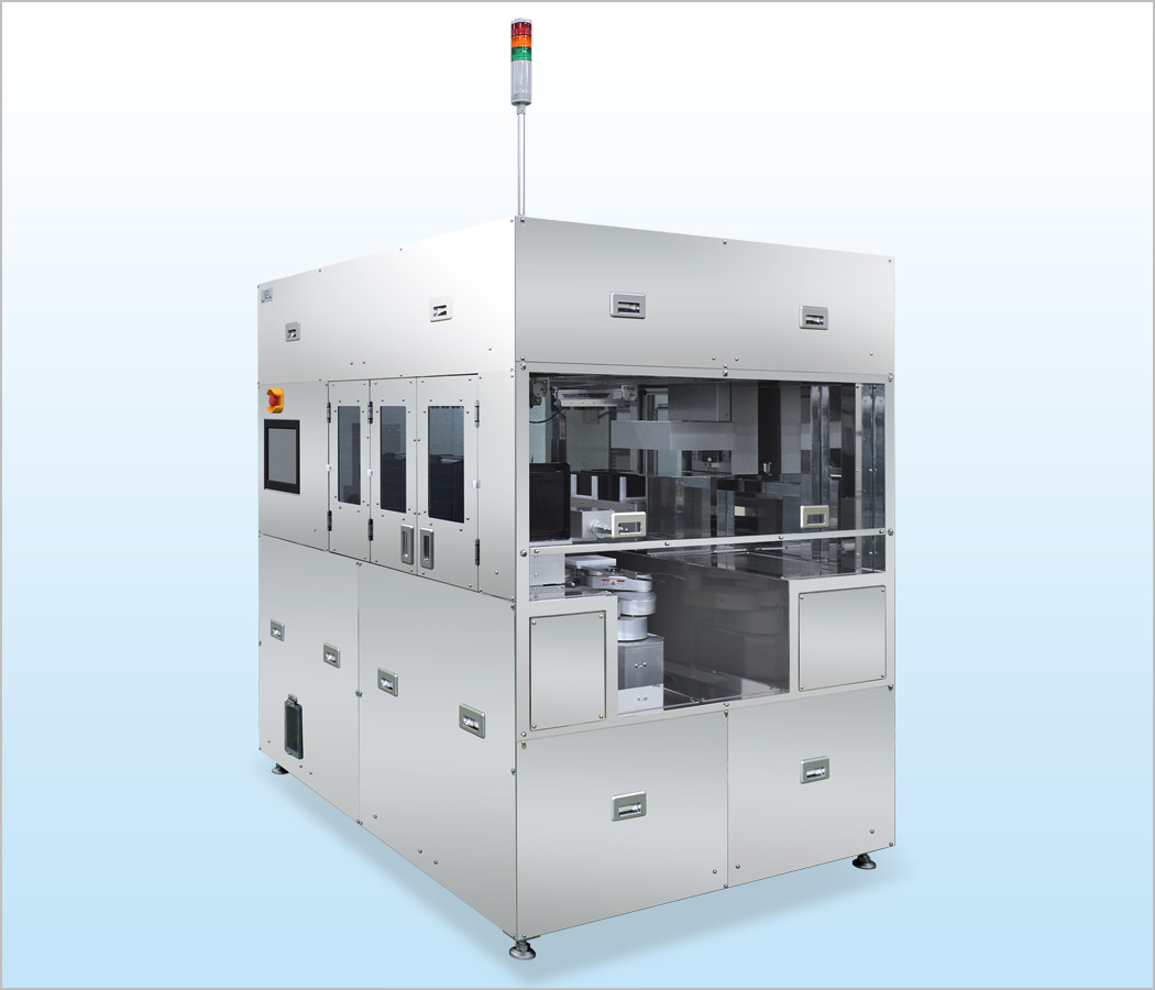 SSY-11010 Automatic wafer transfer system for wafer container
